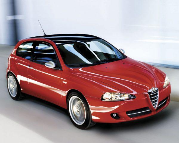 Alfa Romeo 147 1.6 T Spark 105hp